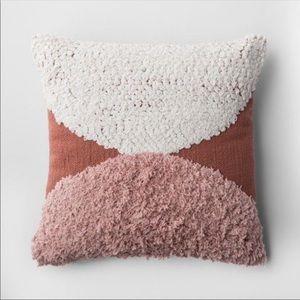 "Carpet Throw Pillow (18"") - Pink - Project 62"